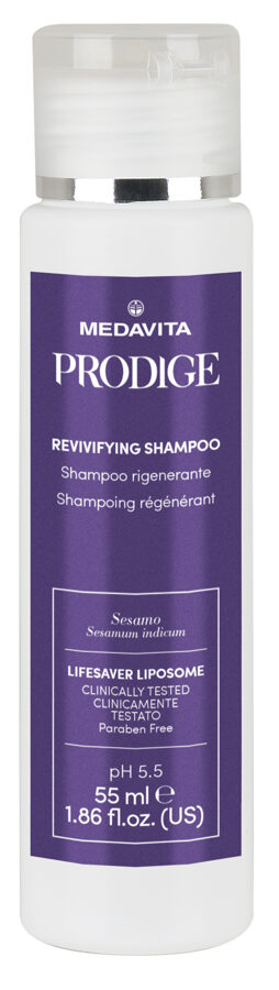 PRODIGE Шампунь для интенсивного восстановления сильно повреждённых волос 55мл