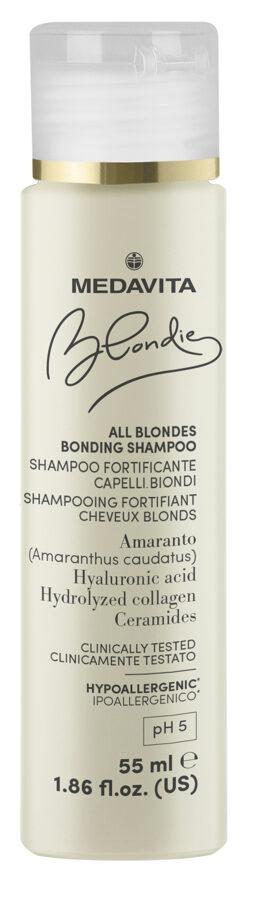 All Blondes Шампунь для блондинок 55мл