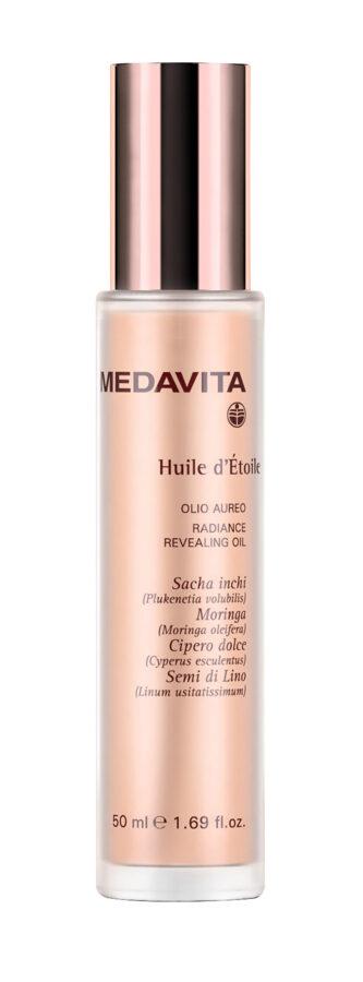 HUILE D'ÉTOILE Spīdīgumu izceļoša matu eļļa ar zīdainu efektu 50ml