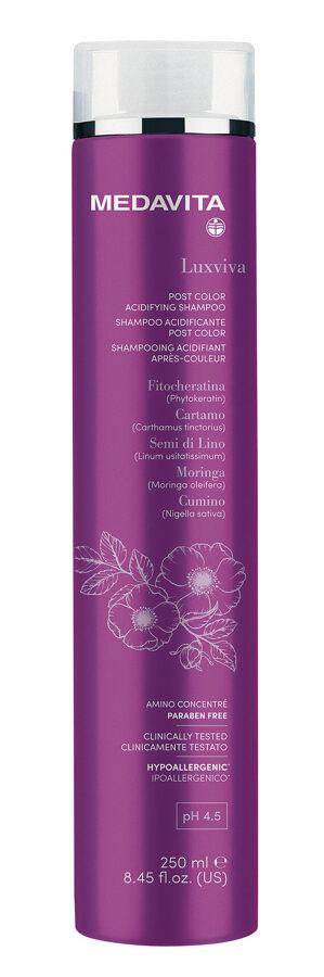 Paskābinošs šampūns krāsotiem matiem 250ml