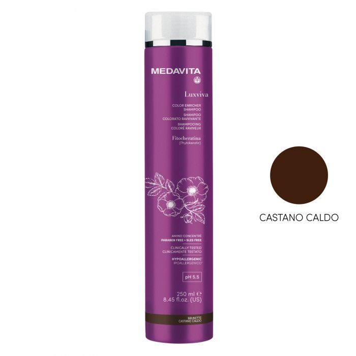 Tonējošs šampūns Brunette 250ml