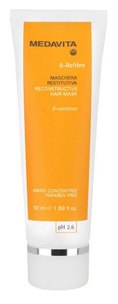 ß-REFIBRE Восстанавливающая маска для повреждённых волос 50мл