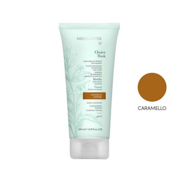 Choice Glowing Caramel тонирующая маска 200мл