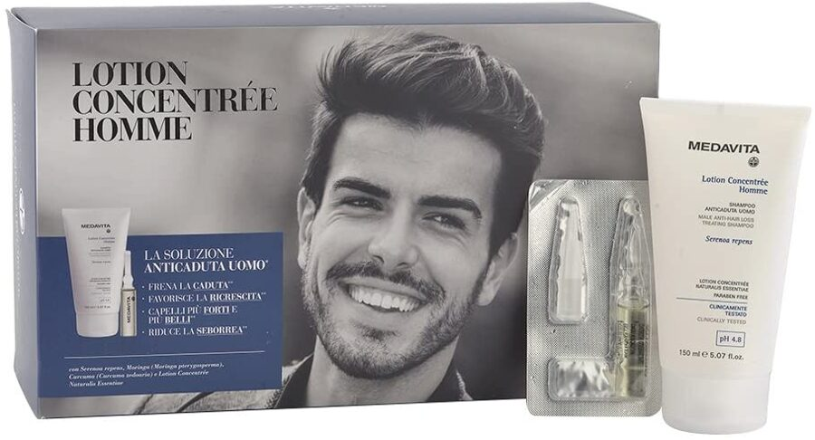 Lotion Concentree Homme