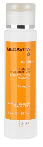 ß-REFIBRE Восстанавливающий шампунь для повреждённых волос 55мл