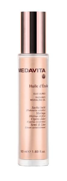 HUILE D'ÉTOILE Защитное масло для глянцевого блеска волос 50мл