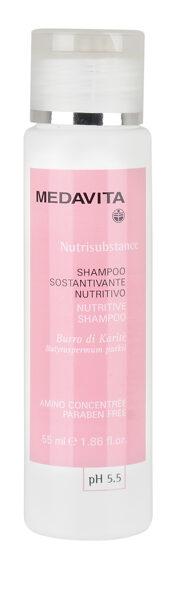 NUTRISUBSTANCE Питательный шампунь для сухих волос 55мл