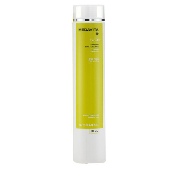Curling shampoo pH 5.5
