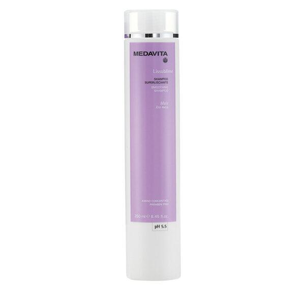 Smoothing shampoo pH 5.5