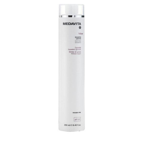VELOUR Успокаивающий шампунь для чувствительной кожи головы 250мл